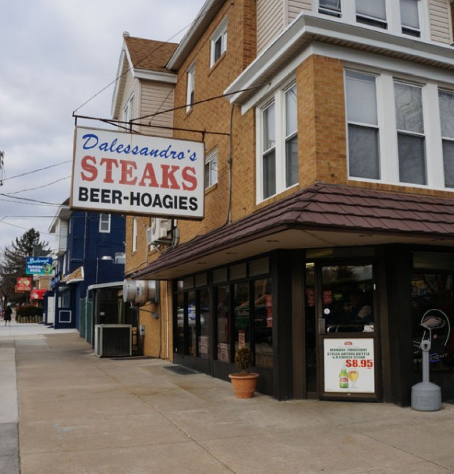 Best Philadelphia Cheesesteak Shop 2015